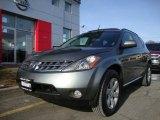 2007 Platinum Pearl Matallic Nissan Murano SL AWD #45034779