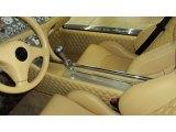 Spyker C8 Spyder Interiors
