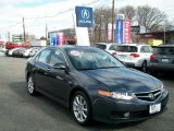 2008 Carbon Gray Pearl Acura TSX Sedan #45034158