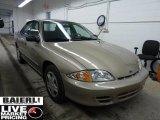 2002 Sandrift Metallic Chevrolet Cavalier LS Sedan #45033492