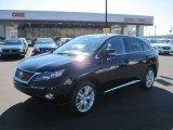 2010 Lexus RX 450h Hybrid