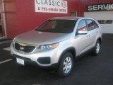 2011 Bright Silver Kia Sorento LX #45034817