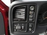 2002 Chevrolet Silverado 1500 LT Extended Cab 4x4 Controls