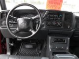 2002 Chevrolet Silverado 1500 LT Extended Cab 4x4 Dashboard