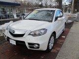 2010 White Diamond Pearl Acura RDX SH-AWD Technology #45035055