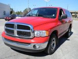 2005 Flame Red Dodge Ram 1500 ST Regular Cab #45034579