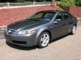 2005 Anthracite Metallic Acura TL 3.2 #4498968
