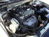 2001 Mitsubishi Galant Engines