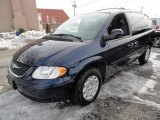 2004 Chrysler Town & Country Midnight Blue Pearlcoat