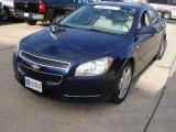 2008 Imperial Blue Metallic Chevrolet Malibu LT Sedan #45034603
