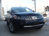 2007 Super Black Nissan Murano S AWD #45035608