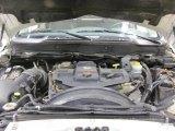 2007 Dodge Ram 3500 ST Quad Cab 4x4 Chassis 6.7 Liter OHV 24-Valve Turbo Diesel Inline 6 Cylinder Engine