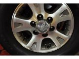 Nissan Pathfinder 2000 Wheels and Tires