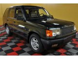 1998 Land Rover Range Rover 4.0 SE Data, Info and Specs