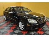 2004 Black Mercedes-Benz S 430 4Matic Sedan #45035095