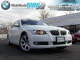 2008 Alpine White BMW 3 Series 328xi Coupe #45034126