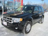2009 Black Ford Escape XLS #45035869