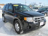 2009 Ford Escape Black