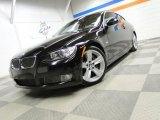 2008 Jet Black BMW 3 Series 335i Coupe #45034676