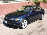 2005 Orient Blue Metallic BMW 3 Series 330xi Sedan #4498976