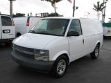 2003 Chevrolet Astro Commercial Front 3/4 View
