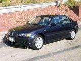 2004 Orient Blue Metallic BMW 3 Series 325xi Sedan #4498959