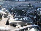 2005 Toyota Tundra X-SP Double Cab 4.7 Liter DOHC 32-Valve V8 Engine