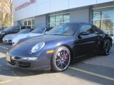 2008 Porsche 911 Carrera 4S Cabriolet Data, Info and Specs