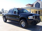 2003 Black Ford F250 Super Duty Lariat Crew Cab 4x4 #4505909