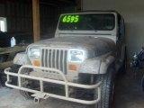 1988 Jeep Wrangler Camouflage