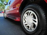 Nissan Quest 2000 Wheels and Tires