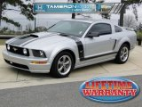 2006 Satin Silver Metallic Ford Mustang GT Premium Coupe #45104507