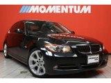 2008 Black Sapphire Metallic BMW 3 Series 335i Sedan #45104221