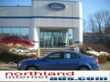2010 Sport Blue Metallic Ford Fusion SEL #45103186