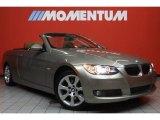 2008 Platinum Bronze Metallic BMW 3 Series 335i Convertible #45104228