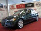 2007 Deep Green Metallic BMW 3 Series 335xi Sedan #45105002