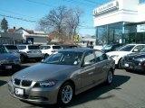 2008 Platinum Bronze Metallic BMW 3 Series 328xi Sedan #45103211