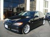 2008 Black Sapphire Metallic BMW 3 Series 335i Sedan #45103216