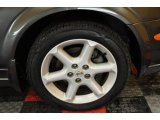 Nissan Maxima 2003 Wheels and Tires