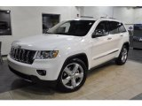 2011 Jeep Grand Cherokee Stone White