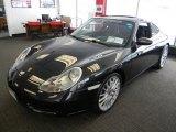 1999 Black Porsche 911 Carrera 4 Coupe #45104270