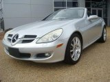 2005 Mercedes-Benz SLK Iridium Silver Metallic