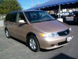 Honda Odyssey 2001 Data, Info and Specs