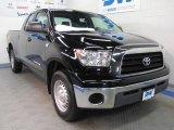 2008 Black Toyota Tundra Double Cab 4x4 #45104280