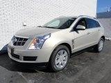2011 Gold Mist Metallic Cadillac SRX FWD #45103586