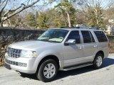 2007 Silver Birch Metallic Lincoln Navigator Luxury 4x4 #45103594