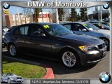 2008 Space Grey Metallic BMW 3 Series 328i Sedan #45103869