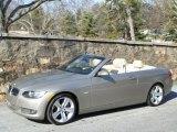 2007 Platinum Bronze Metallic BMW 3 Series 335i Convertible #45103595