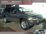 2002 Graphite Metallic Jeep Grand Cherokee Laredo #45104288