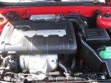 2001 Hyundai Elantra Engines